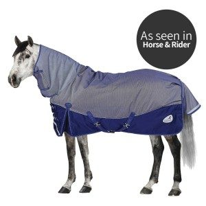 Turnoutmasta 350g Fixed Neck Turnout Rug -0