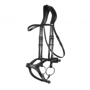 Montar Bridle Monarch Jumping ECO Leather-0