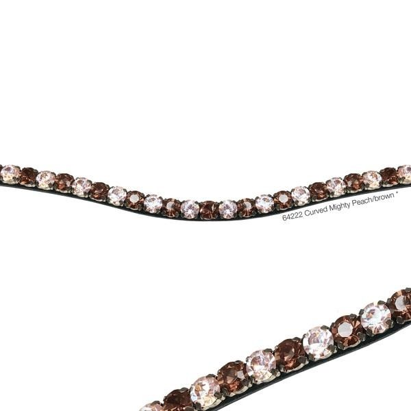 Montar browband curved Mighty-0